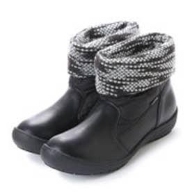 エル スポーツ ELLESPORT 3.0cmEVA軽量撥水ブーツ (BLA)