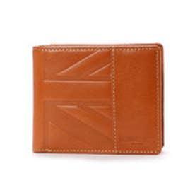 ミチコ ロンドン MICHIKO LONDON 二つ折財布 (ブラウン)
