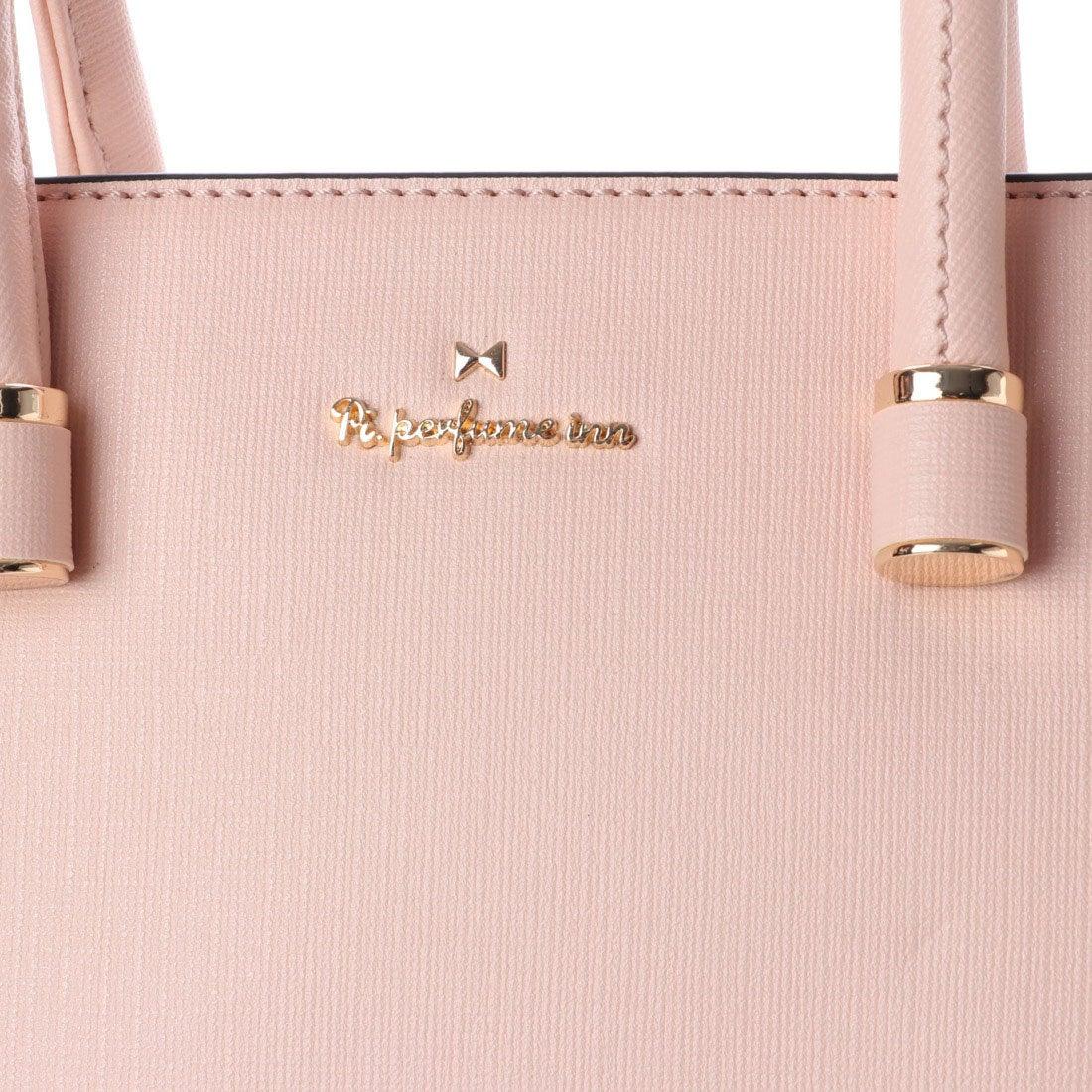 95f2704d5202 ピーアイ Pi. スクエアライン2wayミニトート (ピンク) -靴 ...