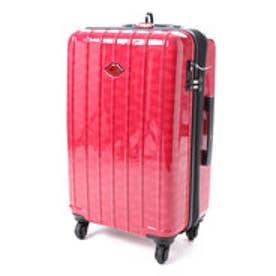 スパイラルガール SPIRAL GIRL 【SPIRALGIRLスパイラルガール】スーツケース 50L拡張機能付トラベルハードキャリー (レッド)