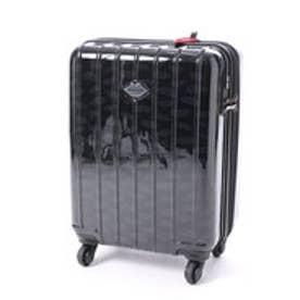 スパイラルガール SPIRAL GIRL 【SPIRALGIRLスパイラルガール】スーツケース 36L拡張機能付トラベルハードキャリー (ブラック)