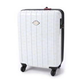 スパイラルガール SPIRAL GIRL スーツケース 36L拡張機能付トラベルハードキャリー (アイボリー)