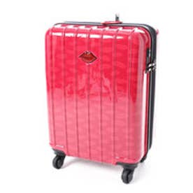 スパイラルガール SPIRAL GIRL スーツケース 36L拡張機能付トラベルハードキャリー (レッド)