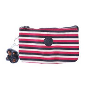 キプリング Kipling CREATIVITY L (Sugar Stripes)