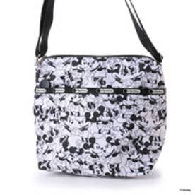 レスポートサック LeSportsac SMALL CLEO CROSSBODY (MICKEY LOVES MINNIE)