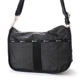 レスポートサック LeSportsac ESSENTIAL HOBO (HERRINGBONE BLACK C)