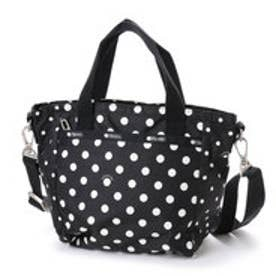 レスポートサック LeSportsac MINI EVERYDAY TOTE (SUN MULTI BLACK C)