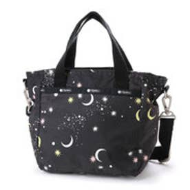 レスポートサック LeSportsac MINI EVERYDAY TOTE (NORTHERN LIGHTS BLACK C)