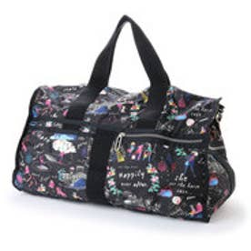 レスポートサック LeSportsac CR LARGE WEEKENDER (WONDERLAND C)