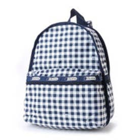 レスポートサック LeSportsac BASIC BACKPACK (GINGHAM CLASSIC NAVY)