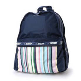 レスポートサック LeSportsac BASIC BACKPACK (SUNSET STRIPE)