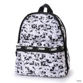 レスポートサック LeSportsac BASIC BACKPACK (MICKEY LOVES MINNIE)