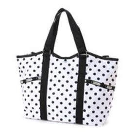 レスポートサック LeSportsac SMALL CARRYALL (SUNSHINE DOT CREAM)