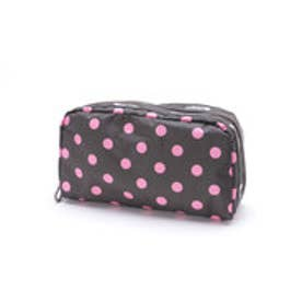 レスポートサック LeSportsac ESSENTIAL COSMETIC (SUNSHINE DOT GRAVEL C)