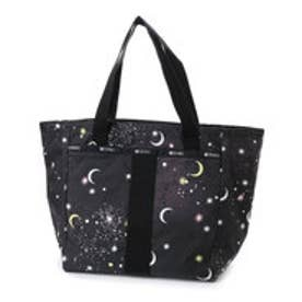 レスポートサック LeSportsac SMALL EVERYDAY TOTE (NORTHERN LIGHTS BLACK C)