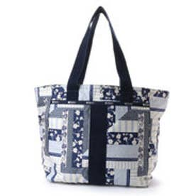 レスポートサック LeSportsac EVERYDAY TOTE (PATCHWORK BLUE C)