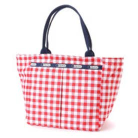 レスポートサック LeSportsac SMALL EVERYGIRL TOTE (GINGHAM CLASSIC RED)
