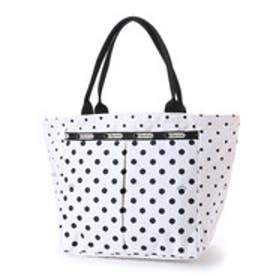 レスポートサック LeSportsac SMALL EVERYGIRL TOTE (SUN MULTI CREAM)
