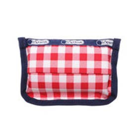 レスポートサック LeSportsac TISSUE CASE (GINGHAM CLASSIC RED)