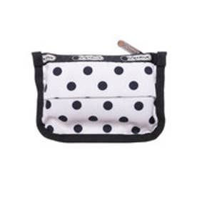 レスポートサック LeSportsac TISSUE CASE (SUNSHINE DOT CREAM)