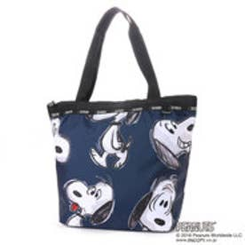 レスポートサック LeSportsac HAILEY TOTE (HAPPY SNOOPY)