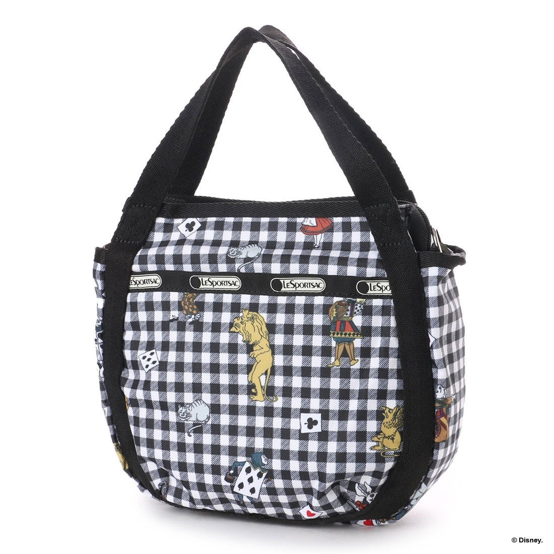 【SALE 29%OFF】レスポートサック LeSportsac SMALL JENNI (CARD GINGHAM) レディース