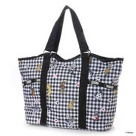 レスポートサック LeSportsac SMALL CARRYALL (CARD GINGHAM)