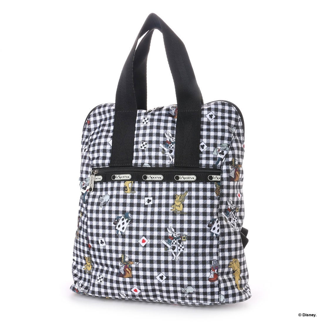 【SALE 30%OFF】レスポートサック LeSportsac EVERYDAY BACKPACK (CARD GINGHAM) レディース