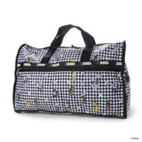 レスポートサック LeSportsac LARGE WEEKENDER (CARD GINGHAM)