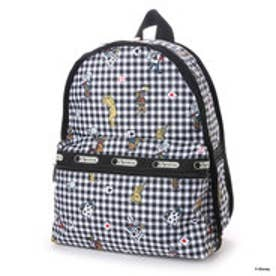 レスポートサック LeSportsac BASIC BACKPACK (CARD GINGHAM)