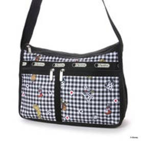 レスポートサック LeSportsac DELUXE EVERYDAY BAG (CARD GINGHAM)
