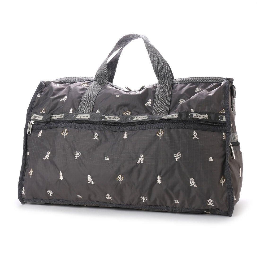 【SALE 30%OFF】レスポートサック LeSportsac LARGE WEEKENDER (WINTER FOREST) レディース