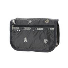 レスポートサック LeSportsac TRAVEL COSMETIC (WINTER FOREST)