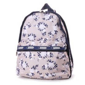 レスポートサック LeSportsac BASIC BACKPACK (SNOW ROSE)
