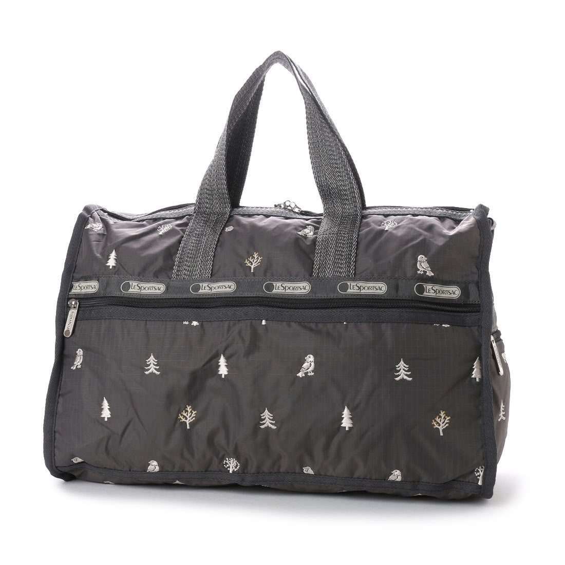 【SALE 30%OFF】レスポートサック LeSportsac MEDIAM WEEKENDER (WINTER FOREST) レディース