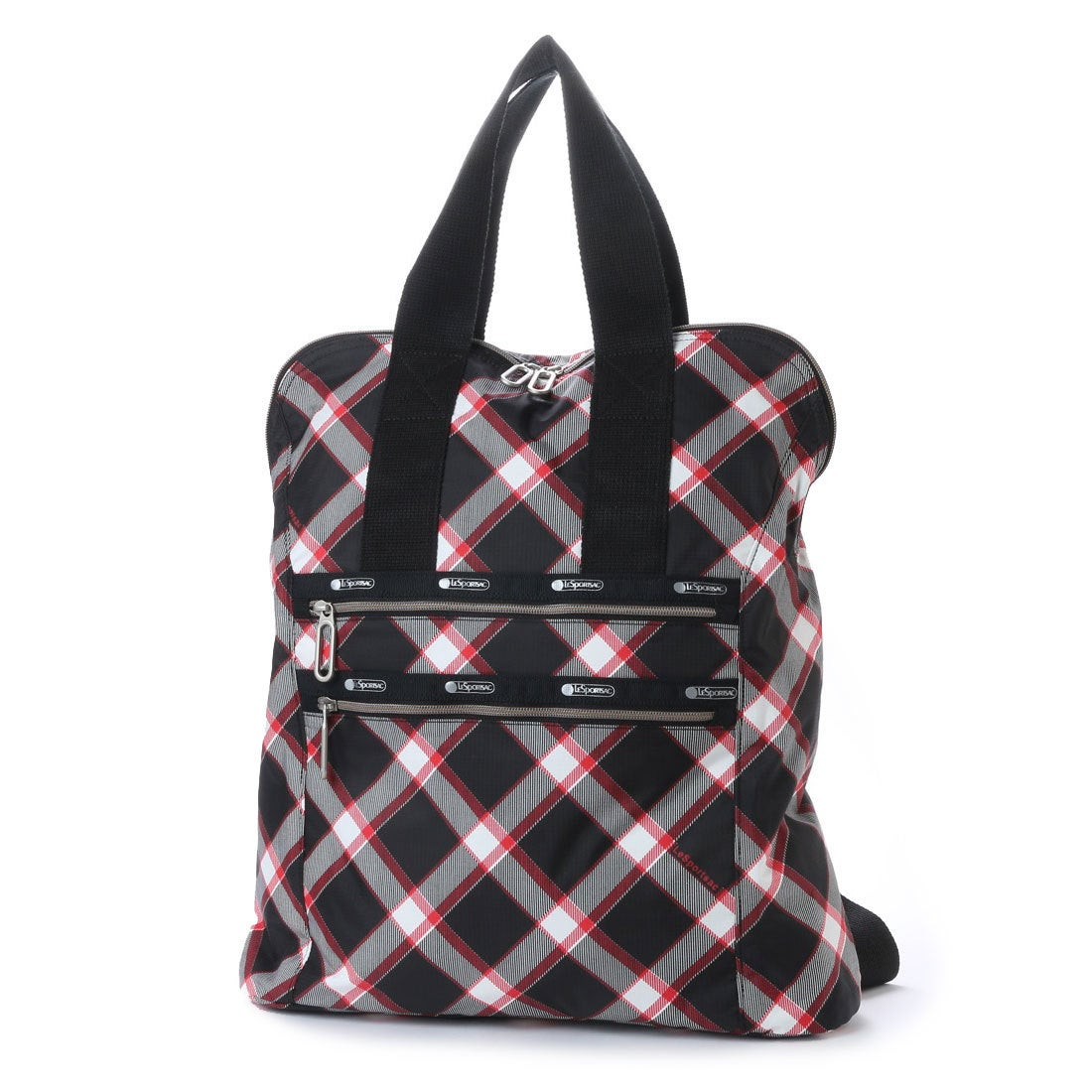 【SALE 29%OFF】レスポートサック LeSportsac COMMUTER BACKPACK (PARTY PLAID C) レディース