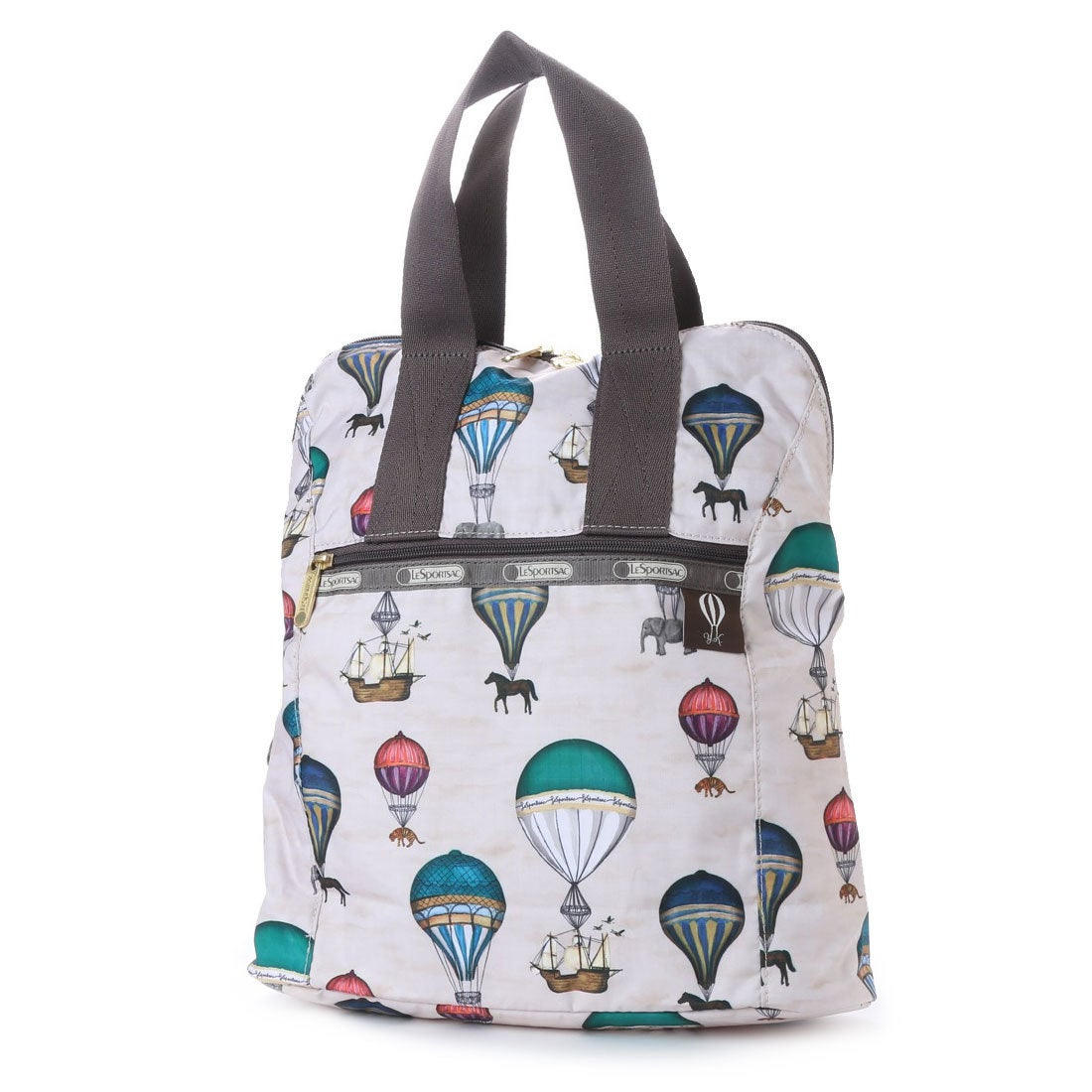 【SALE 30%OFF】レスポートサック LeSportsac EVERYDAY BACKPACK (LOVE IS IN THE AIR) レディース