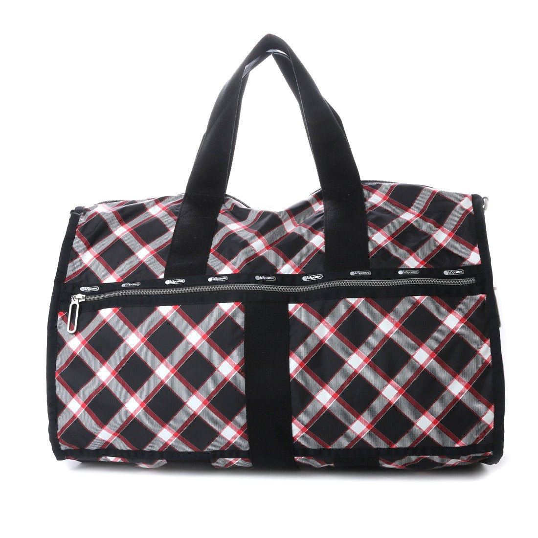【SALE 30%OFF】レスポートサック LeSportsac CR LARGE WEEKENDER (PARTY PLAID C) レディース