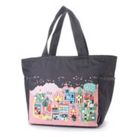 レスポートサック LeSportsac PICTURE TOTE (LITTLE TOWN)