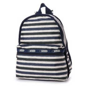 レスポートサック LeSportsac BASIC BACKPACK (COTTON STRIPE)