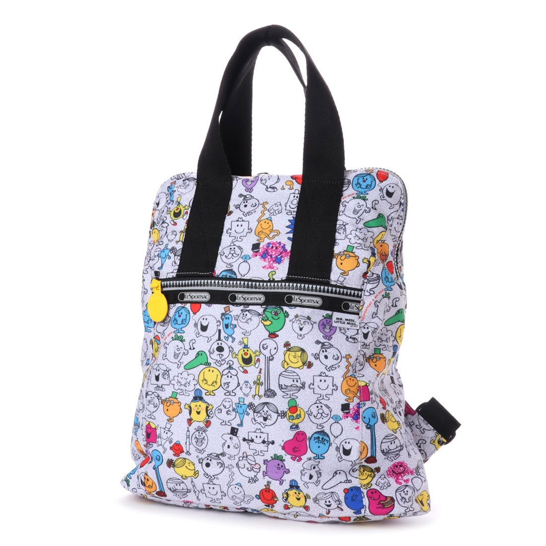 【SALE 30%OFF】レスポートサック LeSportsac EVERYDAY BACKPACK (MR. MEN AND LITTLE MISS) レディース