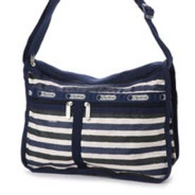 レスポートサック LeSportsac DELUXE EVERYDAY BAG (COTTON STRIPE)