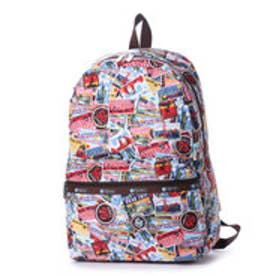 レスポートサック LeSportsac BAY BACKPACK (AMERICAN STAMP)
