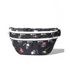 レスポートサック LeSportsac HERITAGE BELT BAG (BT21 BLACK)