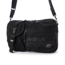 アヴィレックス AVIREX アヴィレックス【AVIREX】2wayショルダーバッグ (ブラック)