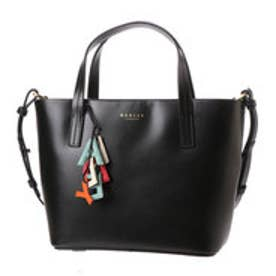 ラドリー RADLEY DE BEAUVOIR 2WAYハンドバッグ (BLACK)