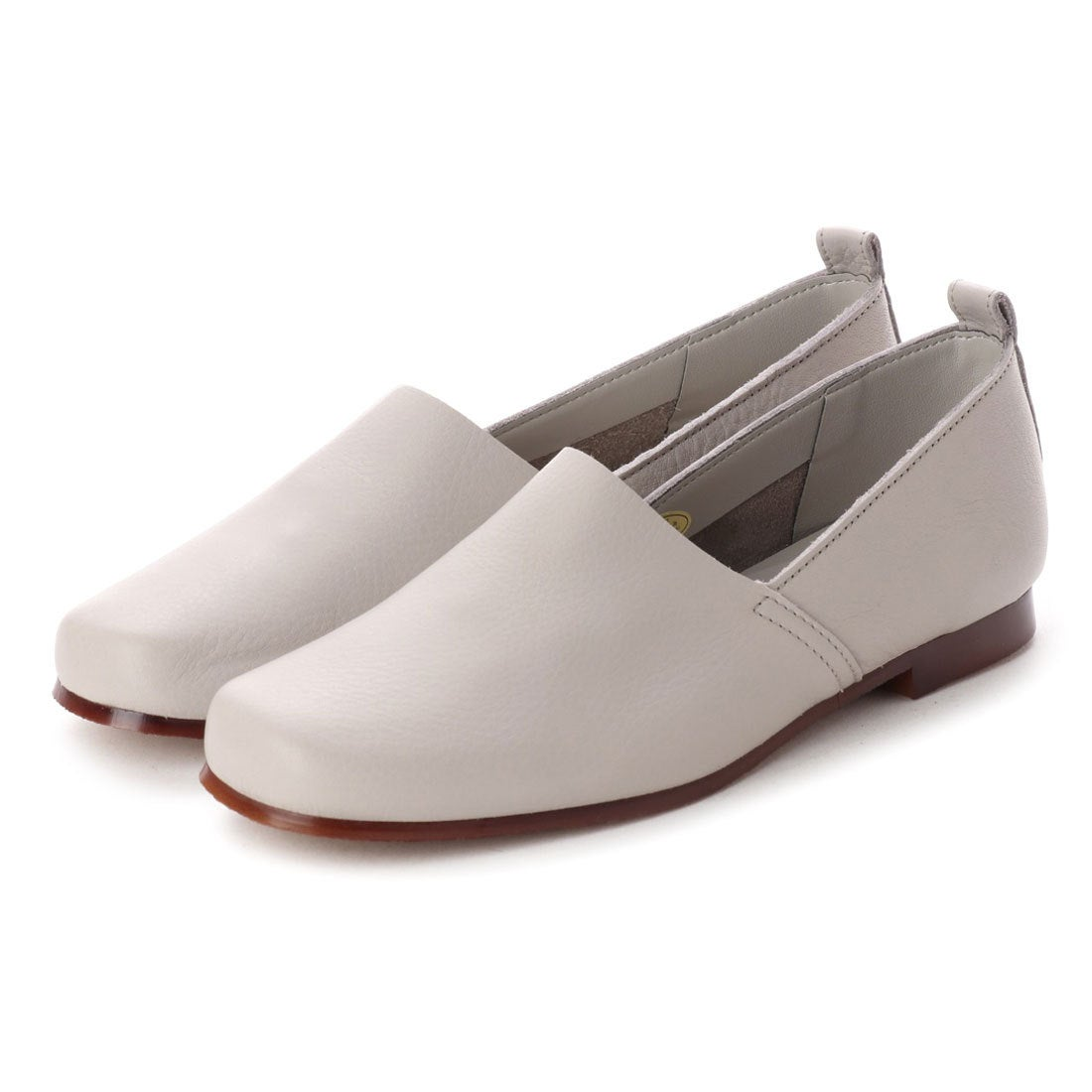 レシピ Recipe Lカットスリッポン (LGY) ,靴&ファッション通販 ロコンド〜自宅で試着、気軽に返品