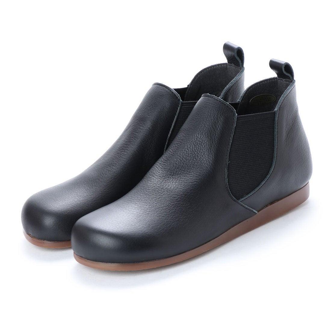 レシピ Recipe サイドゴアブーツ (BLK) ,靴&ファッション通販 ロコンド〜自宅で試着、気軽に返品