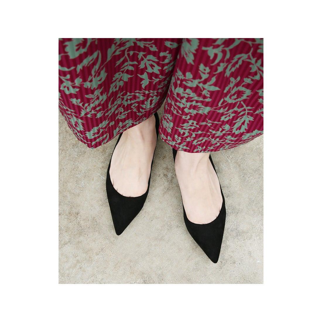 ロコンド 靴とファッションの通販サイトADAMETROPE'【18SS新色登場】ボロネーゼフラット(ブラック(01))【返品不可商品】