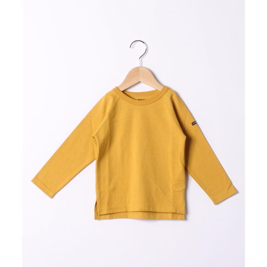 ロコンド 靴とファッションの通販サイトb-ROOM 【WEB限定】ラグラン長袖Tシャツ(イエロー)